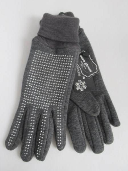 Rękawiczki Damskie CB36 MIX KOLOR M-L ( Ocieplane )