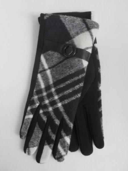 Rękawiczki Damskie CE8 MIX KOLOR M-L ( Ocieplane )