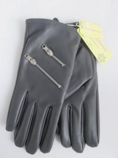 Rękawiczki Damskie F6 MIX KOLOR M-L ( Ocieplane )