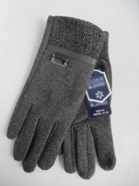 Rękawiczki Damskie E10 MIX KOLOR L-XL ( Ocieplane )