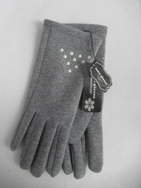 Rękawiczki Damskie CD15 MIX KOLOR M-L ( Ocieplane )