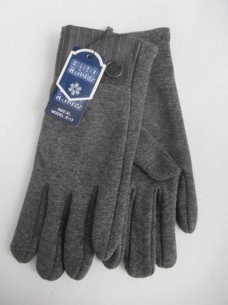 Rękawiczki Męskie E13 MIX KOLOR L-XL ( Ocieplane )