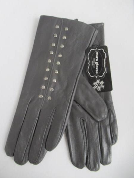 Rękawiczki Damskie CF17 MIX KOLOR M-L ( Ocieplane ) 1