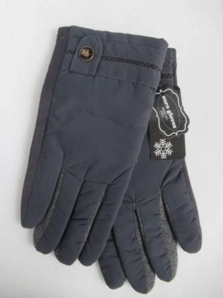Rękawiczki Męskie E3 MIX KOLOR L-XL ( Ocieplane )