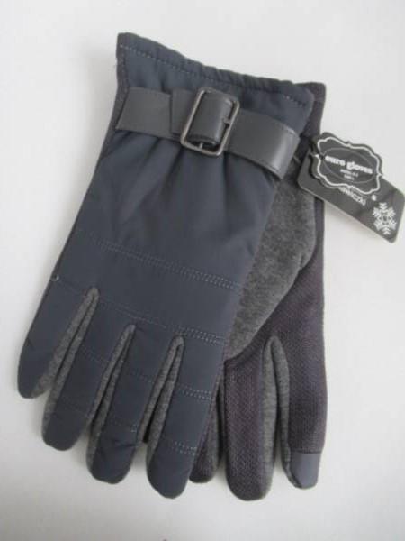 Rękawiczki Męskie E2 MIX KOLOR L-XL ( Ocieplane )