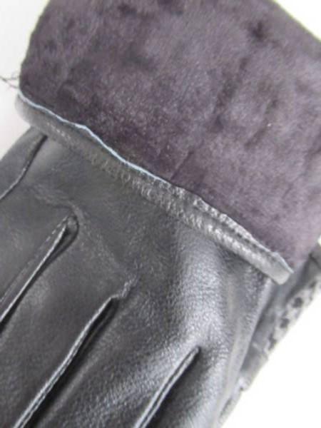 Rękawiczki Męskie K4 1 KOLOR L-XL ( Ocieplane )