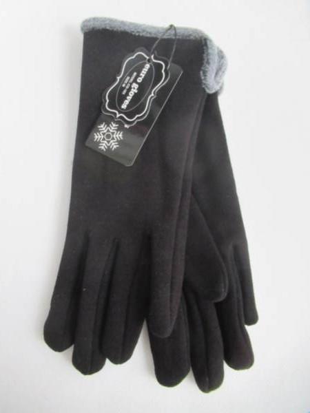 Rękawiczki Damskie CD103 MIX KOLOR M-L ( Ocieplane )