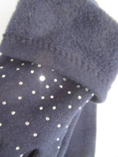 Rękawiczki Damskie CD30 MIX KOLOR M-L ( Ocieplane )