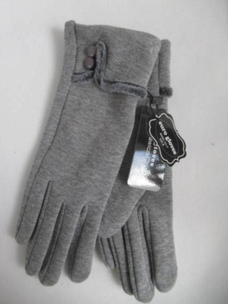 Rękawiczki Damskie CD17 MIX KOLOR M-L ( Ocieplane )