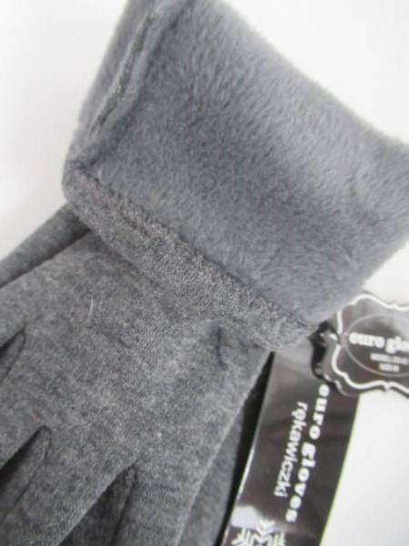 Rękawiczki Damskie CD33 MIX KOLOR M-L ( Ocieplane )
