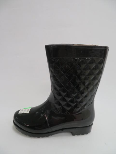 Kalosze Damskie X-829, Black, 36-41