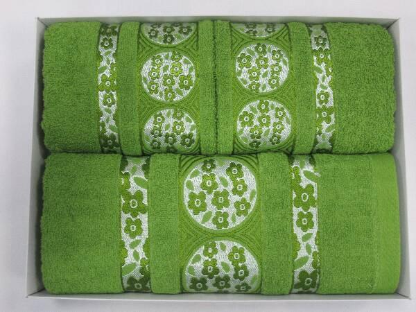 Komplet Ręczników F9807 MIX KOLOR 50X100 CM
