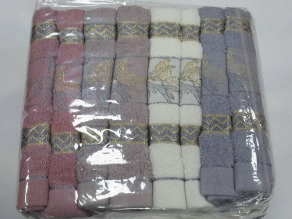 Komplet Ręczników F9861 MIX KOLOR 50X100 CM