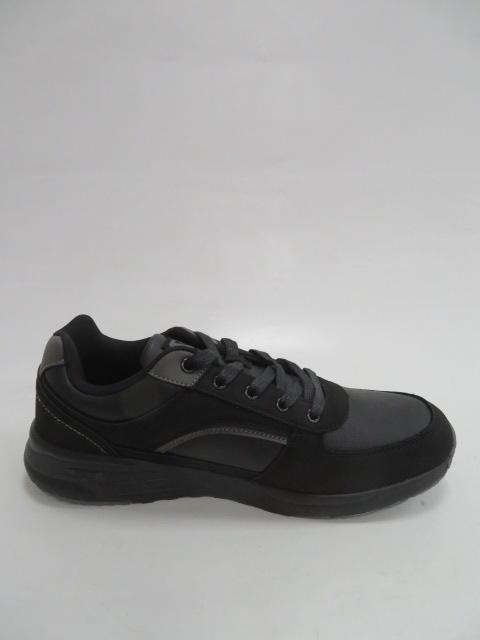 Buty Sportowe Męskie T2015, Black, 41-46