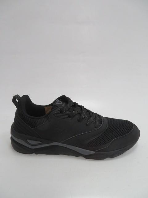 Buty Sportowe Męskie T2018, Black, 41-46