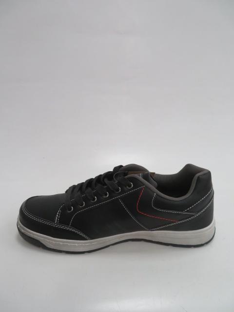 Buty Sportowe Męskie T2021, Black, 41-46