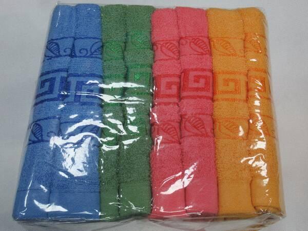 Komplet Ręczników F9885 MIX KOLOR 50X100 CM