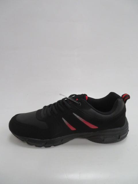 Buty Sportowe Męskie T2017, Black, 41-46