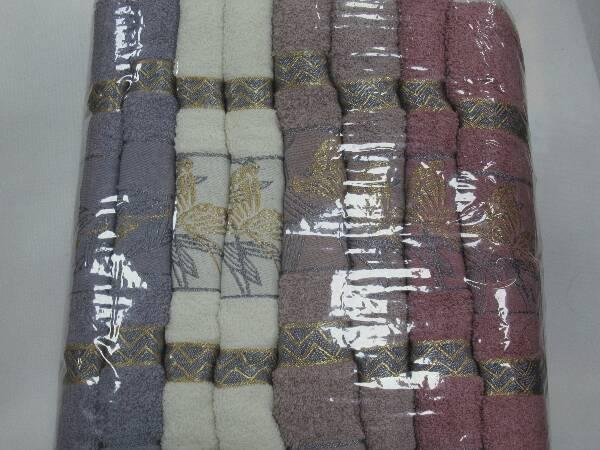 Komplet Ręczników F9900 MIX KOLOR 70X140 CM