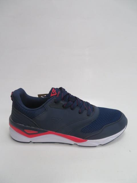 Buty Sportowe Męskie T2018, Blue, 41-46