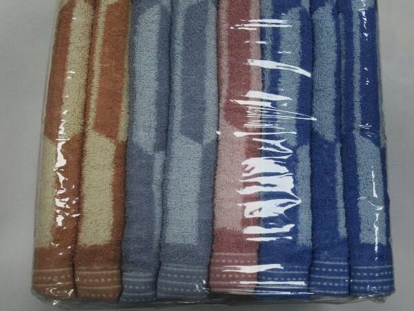 Komplet Ręczników F9903 MIX KOLOR 70X140 CM