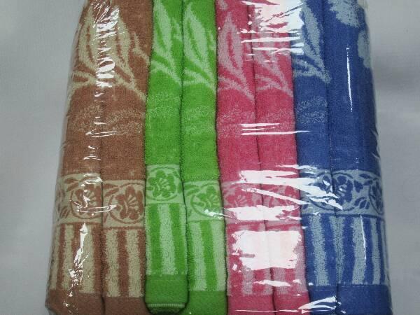 Komplet Ręczników F9906 MIX KOLOR 70X140 CM
