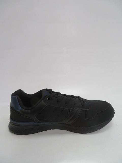 Buty Sportowe Męskie T2016, Black/Blue, 41-46