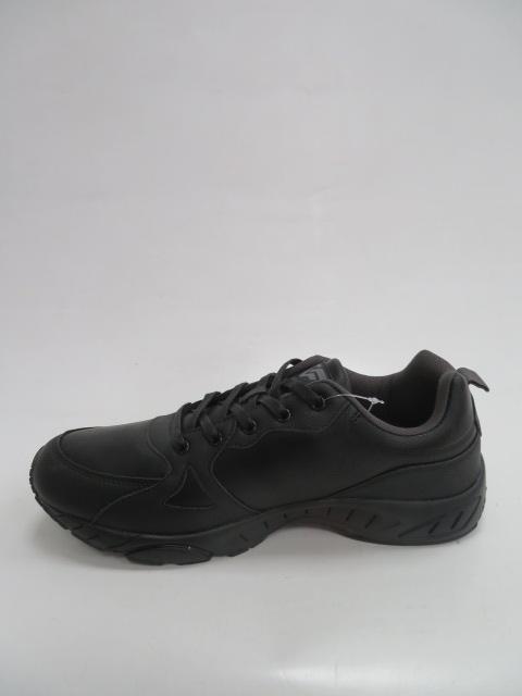Buty Sportowe Męskie T2058, Black, 41-46
