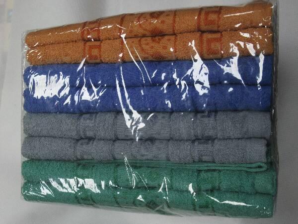 Komplet Ręczników F9918 MIX KOLOR 70X140 CM