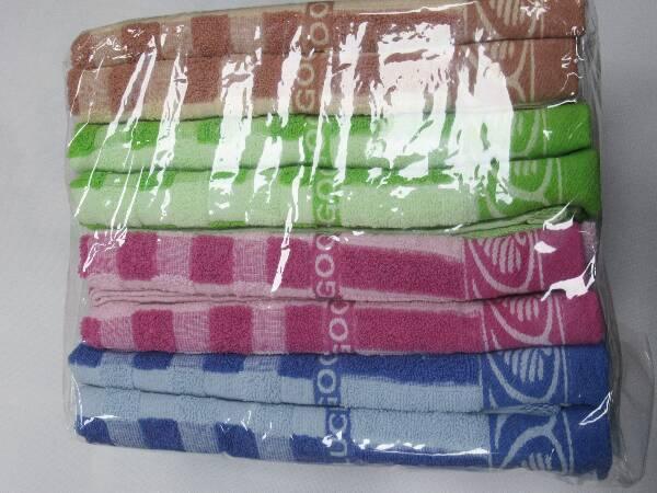 Komplet Ręczników F9927 MIX KOLOR 70X140 CM