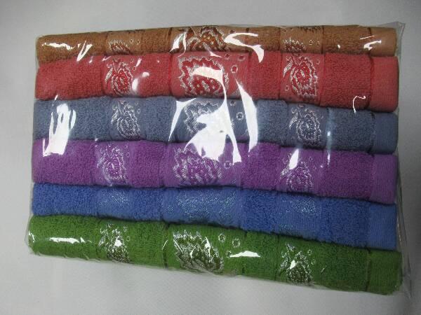 Komplet Ręczników F9934 MIX KOLOR 70X140 CM