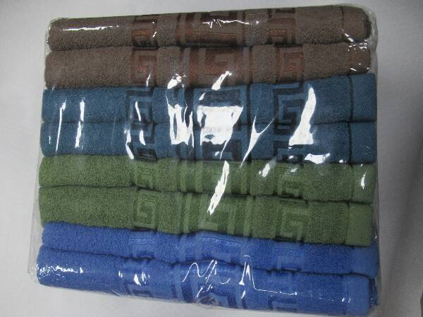 Komplet Ręczników F9941 MIX KOLOR 70X140 CM