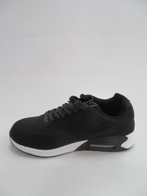 Sportowe Damskie 7-7903 A2, Black-2, 36-41