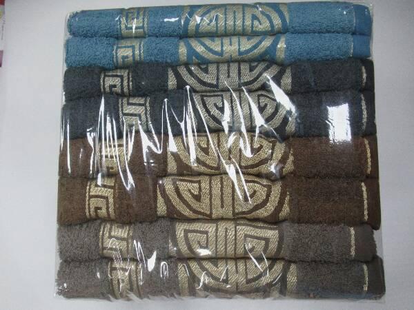 Komplet Ręczników F9946 MIX KOLOR 70X140 CM