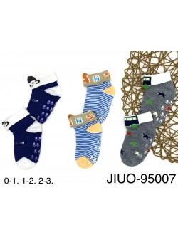 Skarpety Dziecięce 95007 MIX KOLOR 0-3 MSC