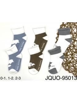 Skarpety Dziecięce 95013 MIX KOLOR 0-3 MSC