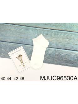 Skarpety Męskie 96530A 1 KOLOR 40-46