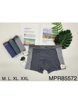 Bokserki Męskie 85572 MIX KOLOR M-2XL