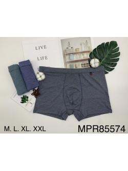 Bokserki Męskie 85574 MIX KOLOR M-2XL