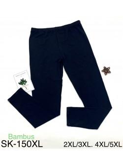 Leginsy Damskie SK150 1 KOLOR 2XL-5XL