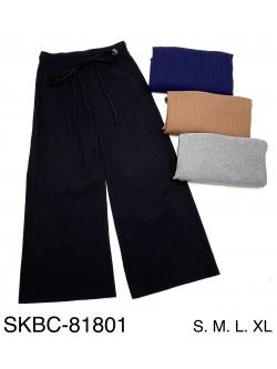 Spodnie Damskie 81801 MIX KOLOR S-XL