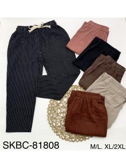 Spodnie Damskie 81808 MIX KOLOR M-2XL