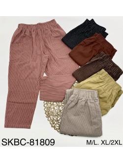 Spodnie Damskie 81809 MIX KOLOR M-2XL