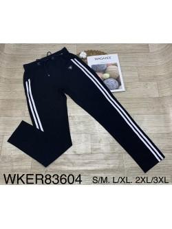 Spodnie Damskie 83604 1 KOLOR S-3XL