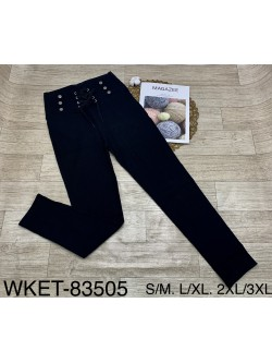 Spodnie Damskie 83505 1 KOLOR S-3XL