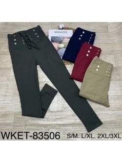 Spodnie Damskie 83506 1 KOLOR S-3XL