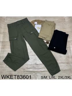 Spodnie Damskie 83601 MIX KOLOR S-3XL