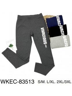 Spodnie Damskie 83513 MIX KOLOR S-3XL