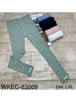 Leginsy Damskie 83509 MIX KOLOR S-XL