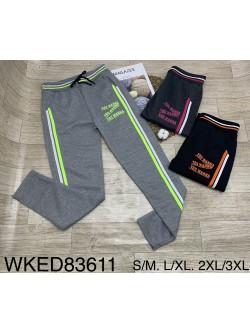 Spodnie Damskie 83611 MIX KOLOR S-3XL